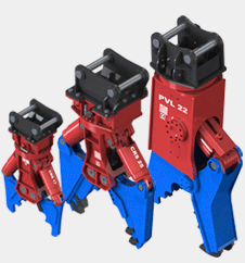 Hydraulic Cutters Pulvarizers